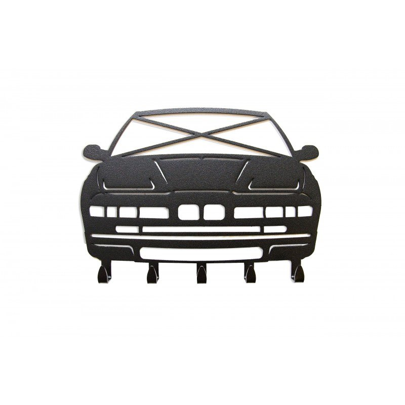 Wieszak na klucze BMW E31 ekstra prezent drift - GRUBYGARAGE - Sklep Tuningowy